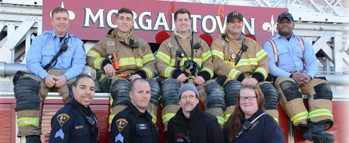 Morgantown's First Responders