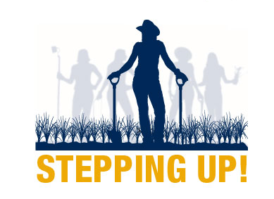 Step up at the Women in Agriculture Conference