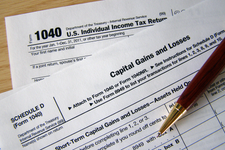 income tax calculations