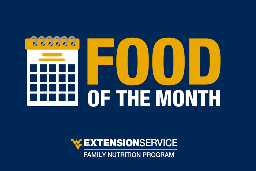Food of the Month logo
