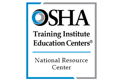 OSHA Training Institute Education Centers - National Resource Center at West Virginia University