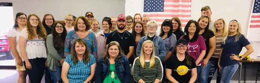 2019 Energy Express Staff in Wayne County