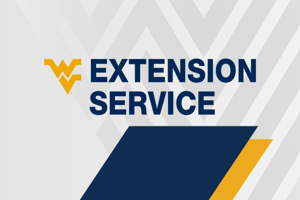 WVU Extension Service Logo.