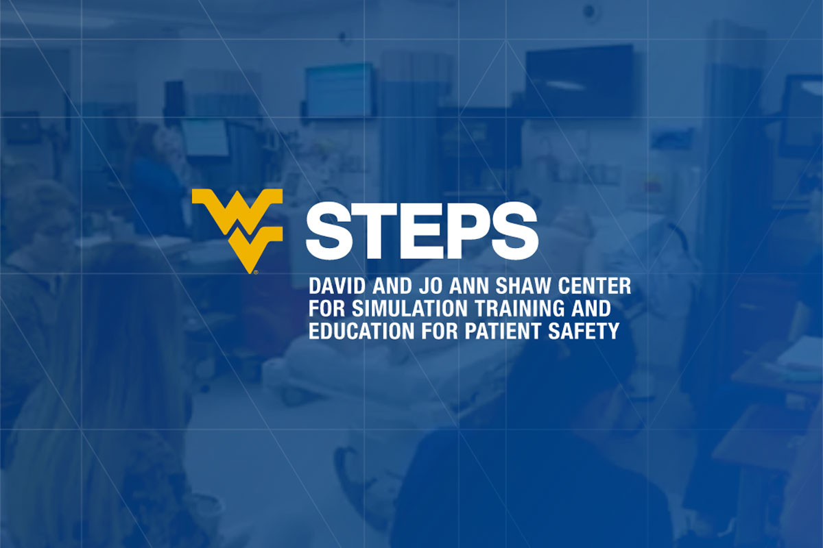 STEPS - David and Jo Ann Shaw Center for Simulation Training and Education for Patient Safety.