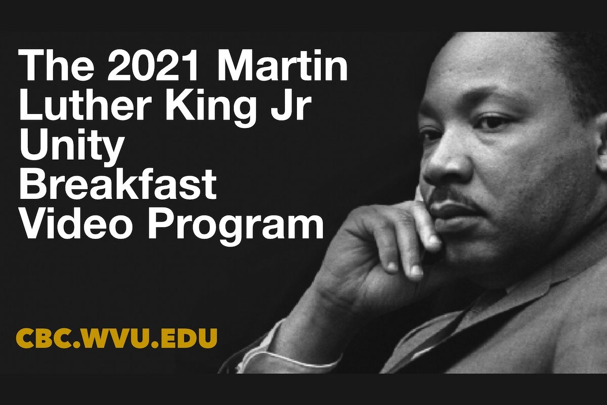 MLK Unity Breakfast video program graphic