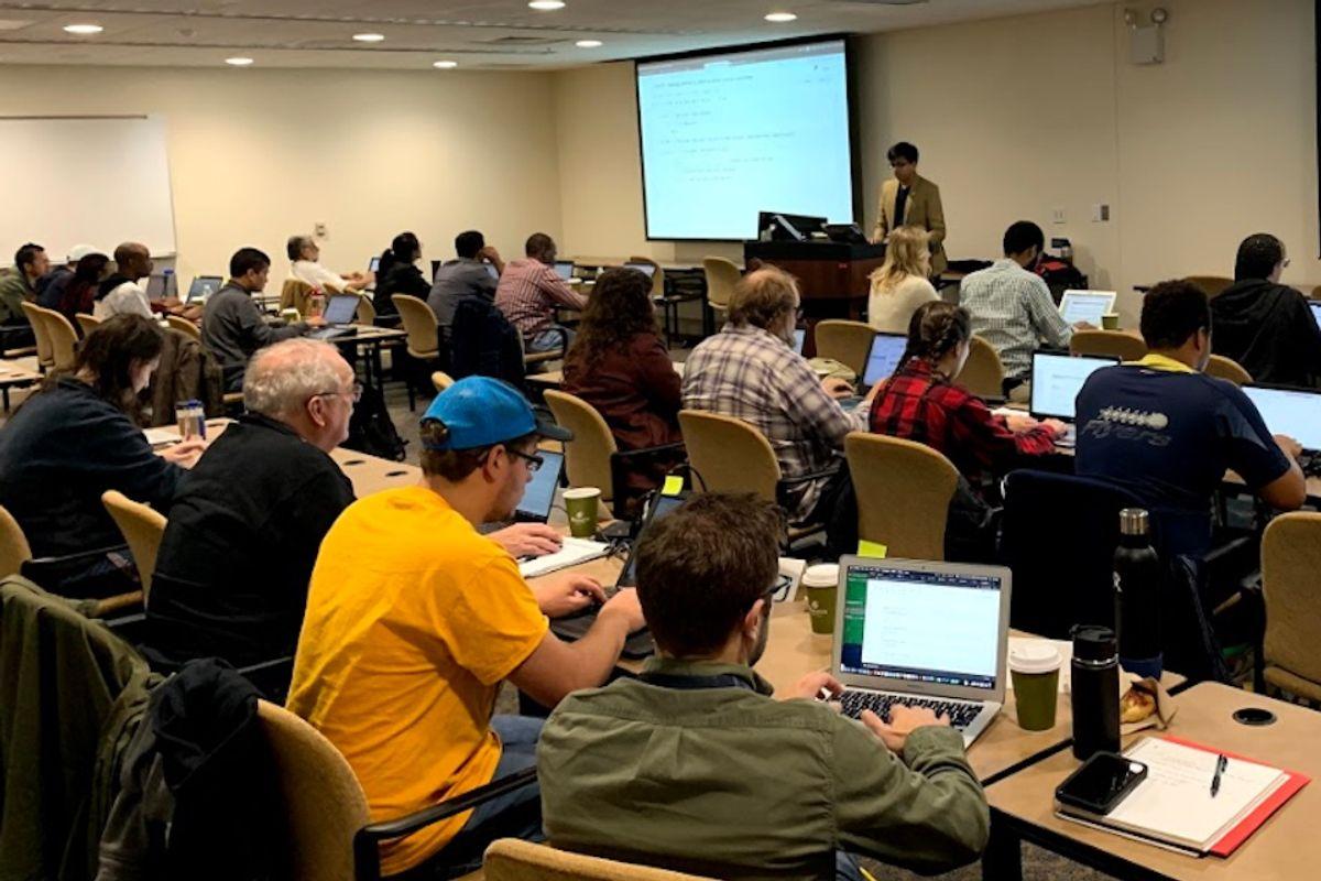 computer workshop generic