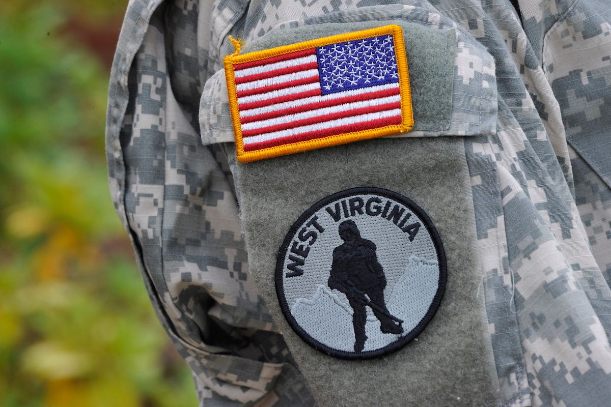 wv national guard
