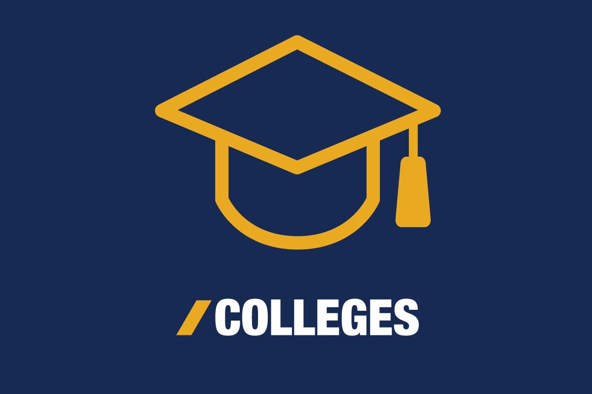 Colleges feature default thumbnail
