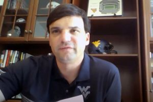 Neal Brown Video Conference