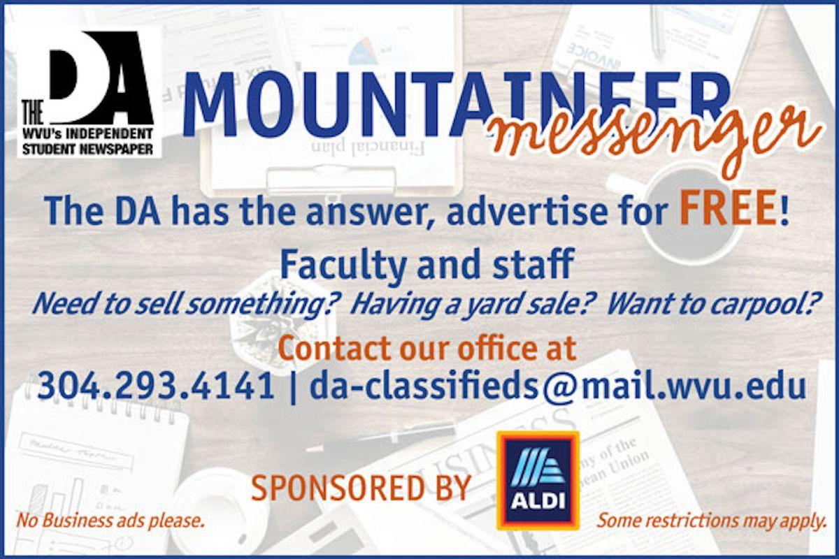 mountaineer messenger