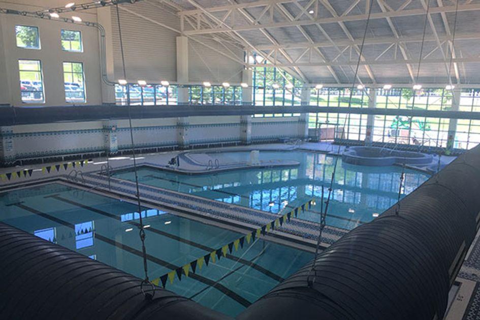 Aquatics Center at SRC
