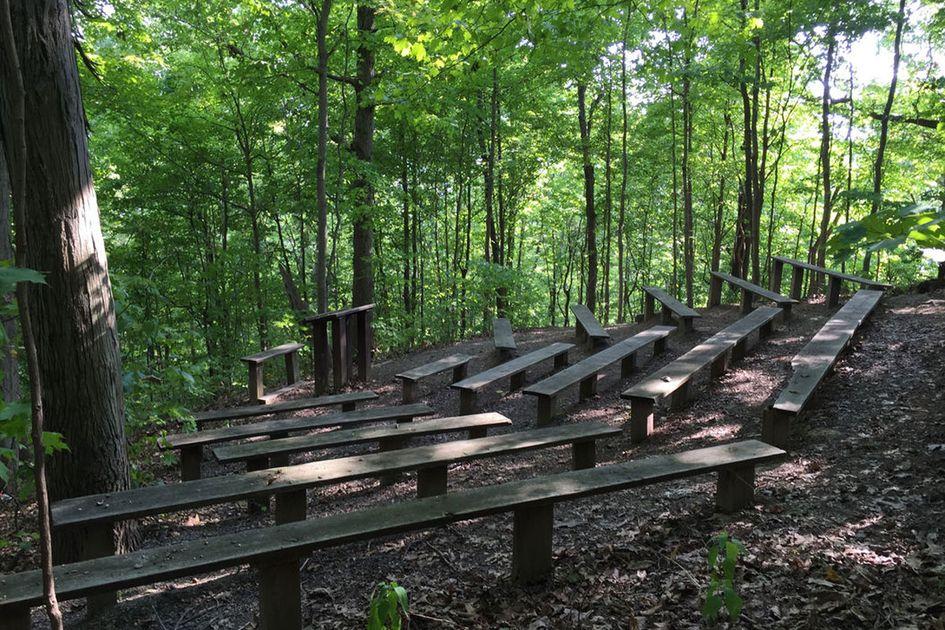 The Core Arboretum.