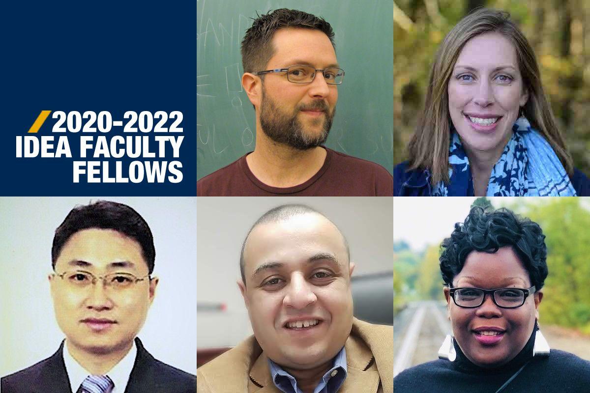 IDEA Faculty Fellows 2020