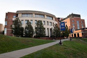 WVU downtown library