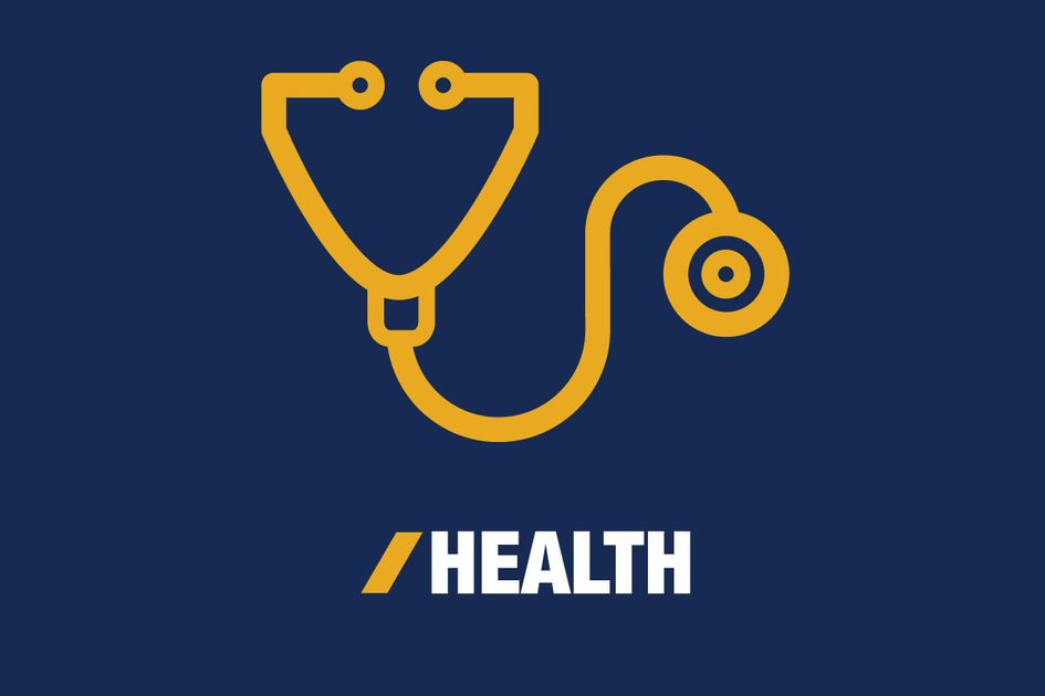 An illustration of a stethoscope representing the Health category of E-News.