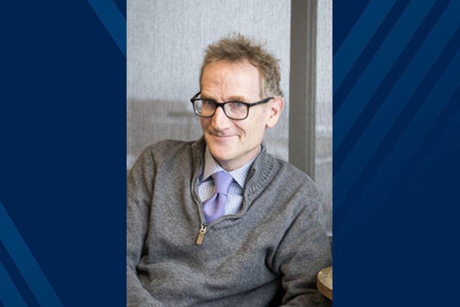 Portrait of Duncan Lorimer.