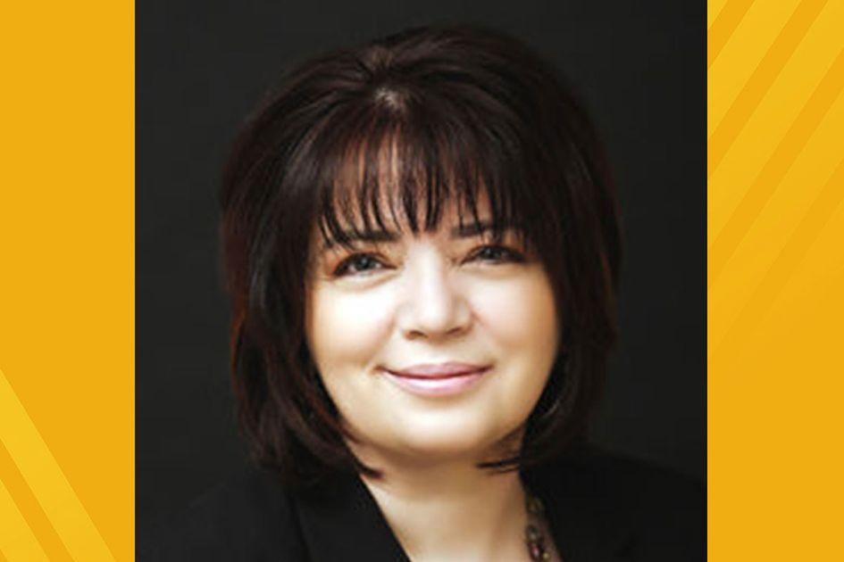 Karen Carver portrait.