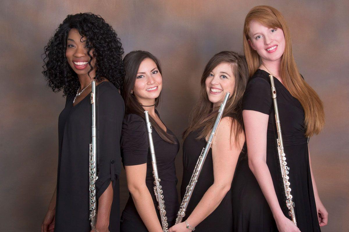 BETA quartet group photo