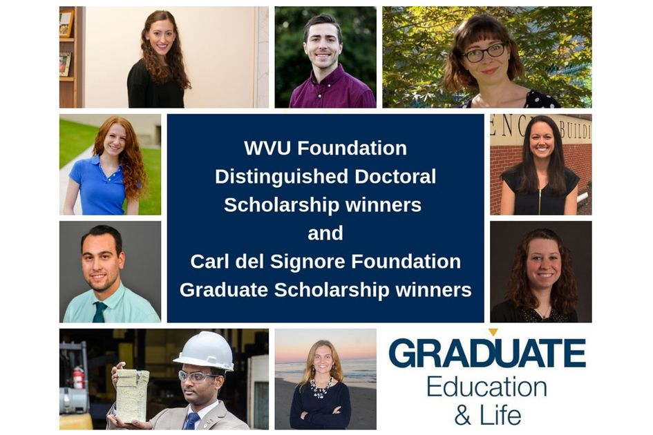 Ten Foundation Scholars in a collage.