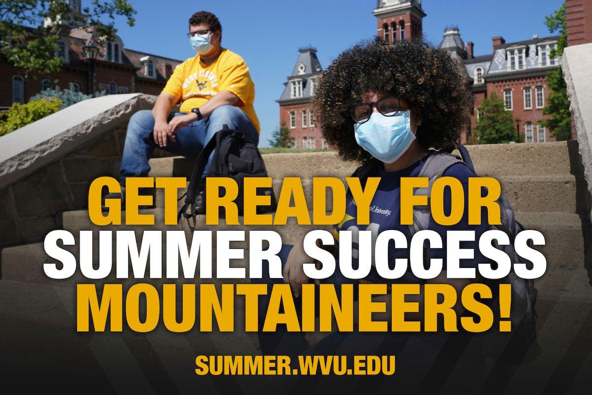 summer classes at WVU