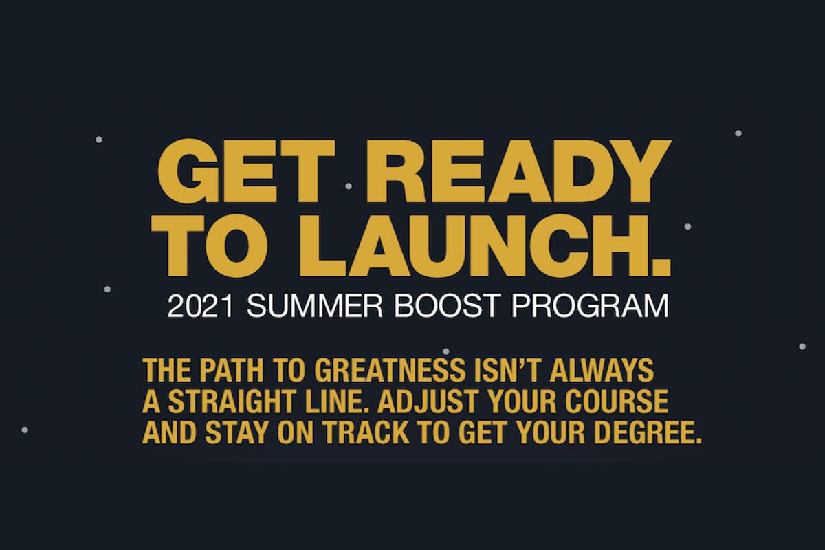 summer boost graphic