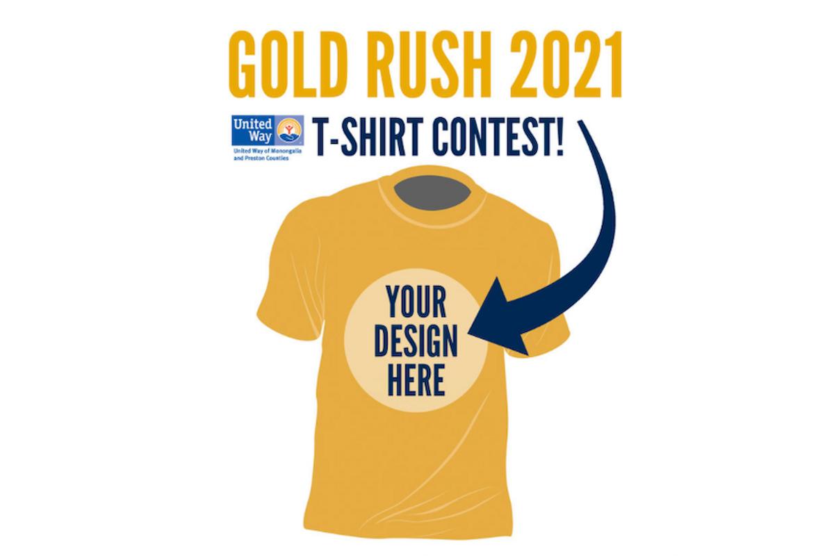 Gold Rush t-shirt 2021