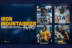 Iron Mountaineer Award
