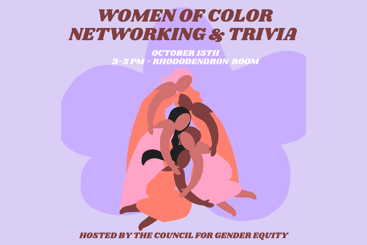 Women of Color Graphic
