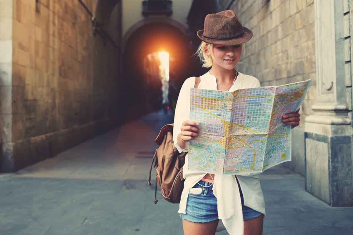 путешествие в одиночку