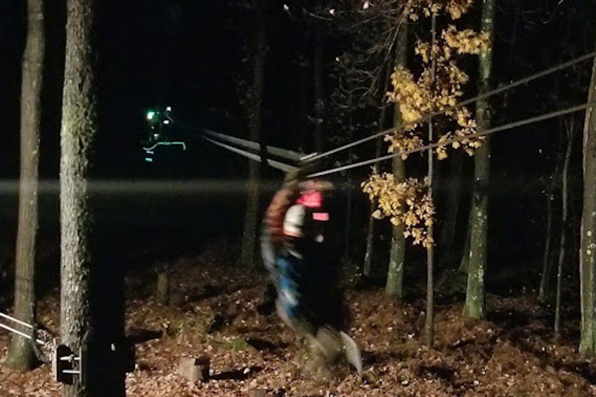 Moonlight Zipline Canopy Tour