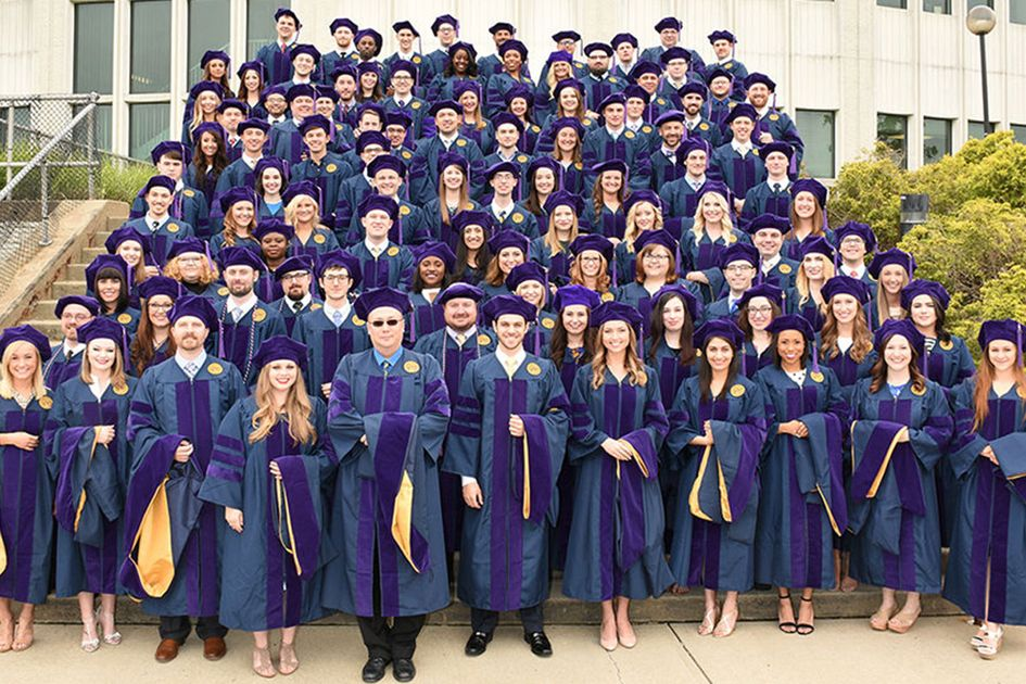 The College of Law Class of 2017