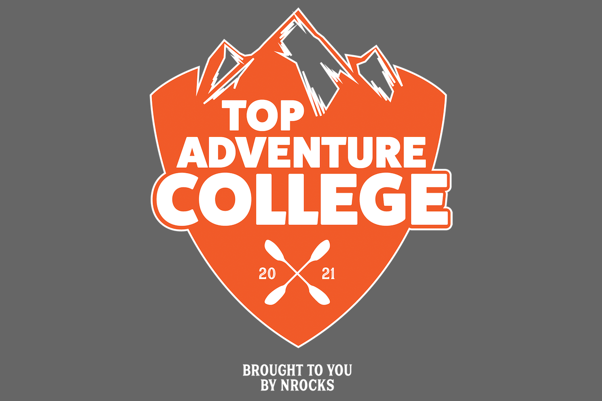 Top Adventure College Graphic