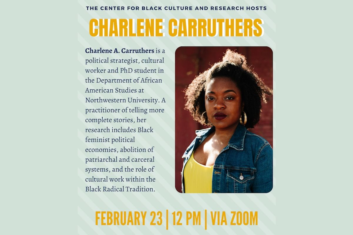 Charlene Carruthers