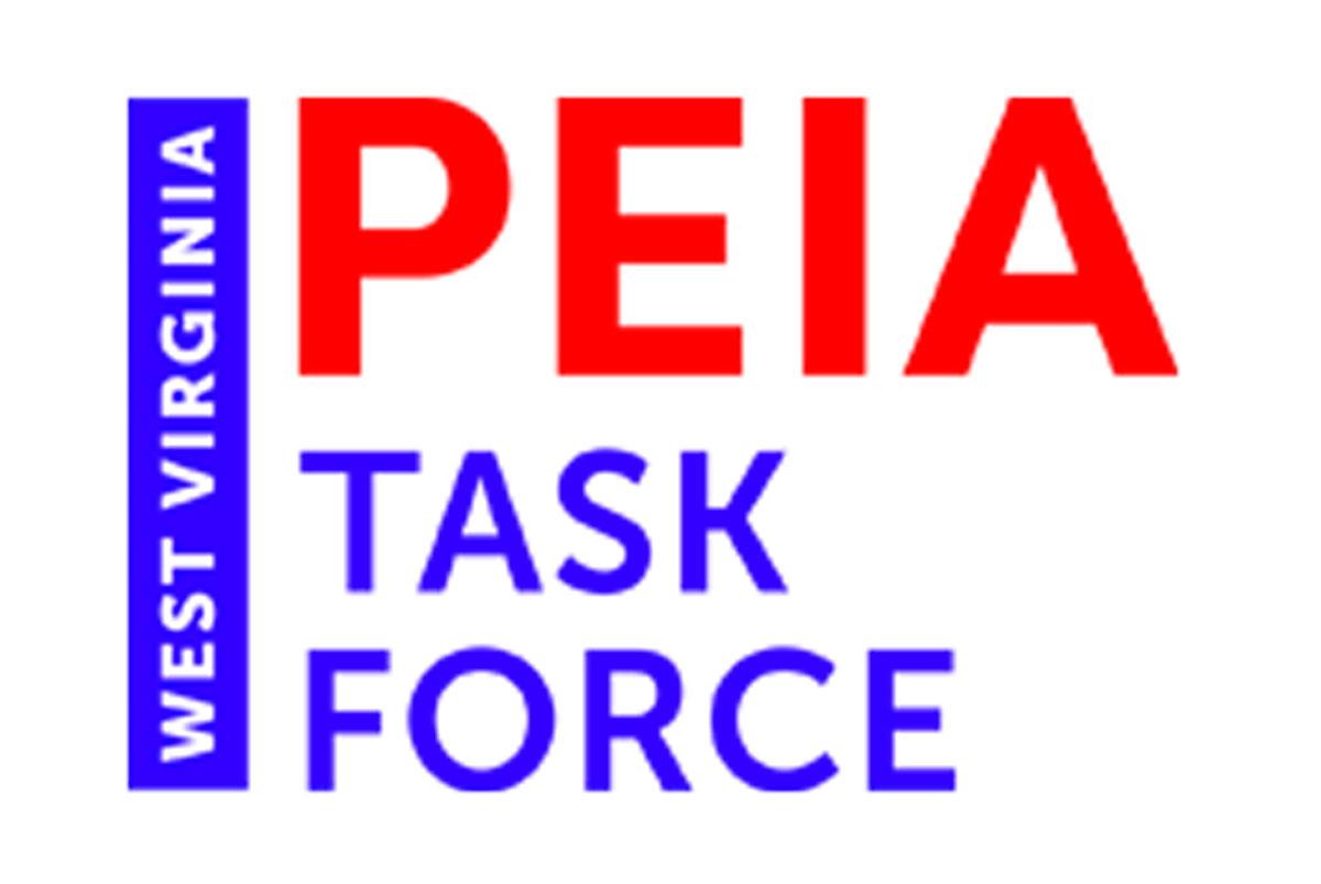 The PEIA Task Force logo.
