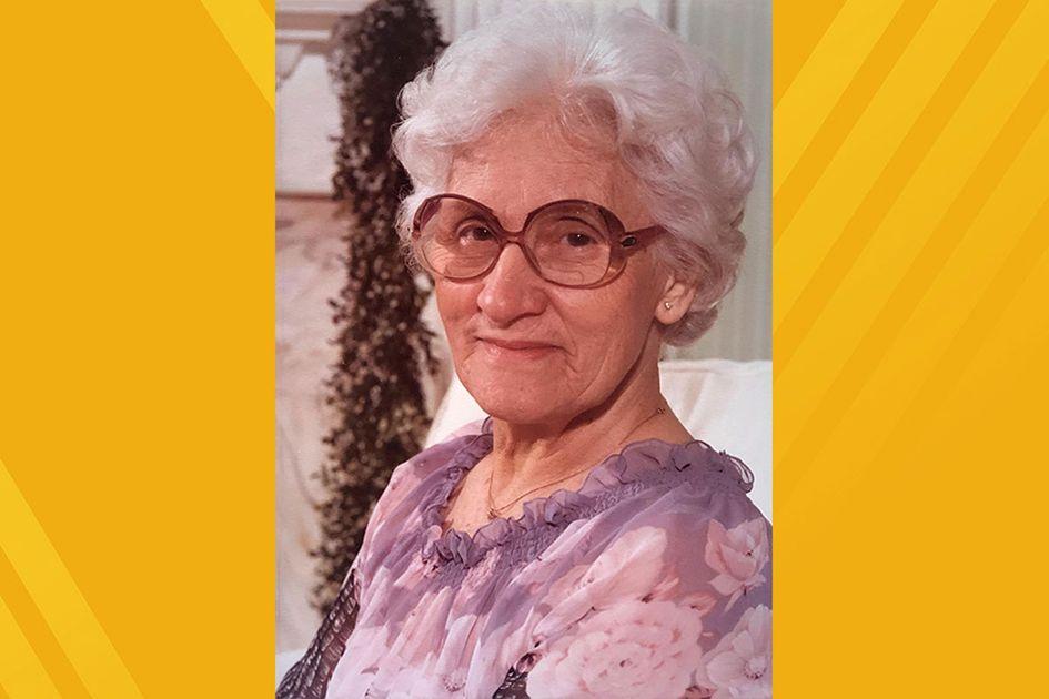 Portrait of Mildred Swanson