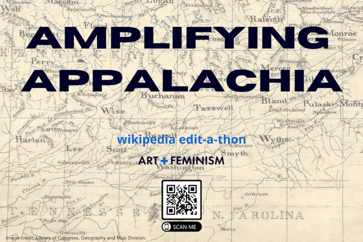 Amplifying Appalachia