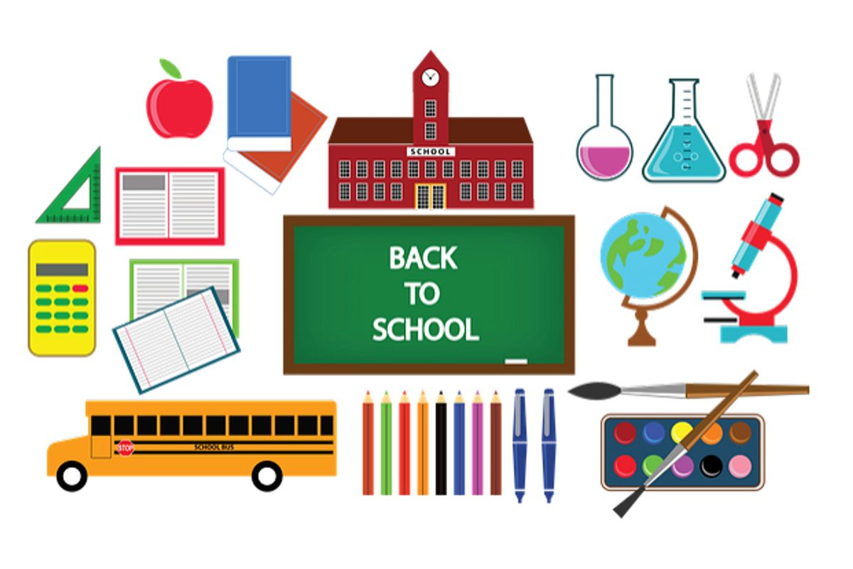 WVU Staff Council back to school supply drive