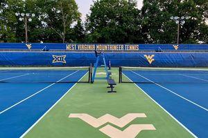 wvu tennis courts