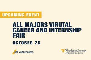 Virtual Career Internship Fair