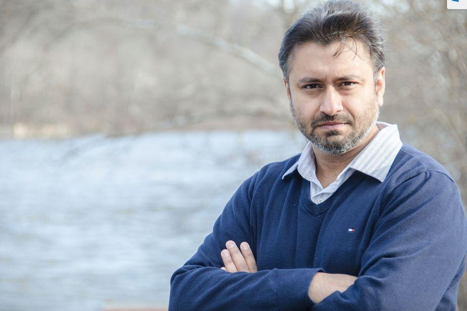 Antar Jutla, assistant professor of civil and environmental engineering.