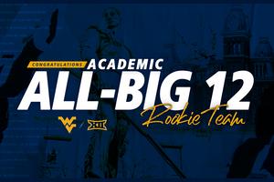 Academic All Big-12 Rookie Team
