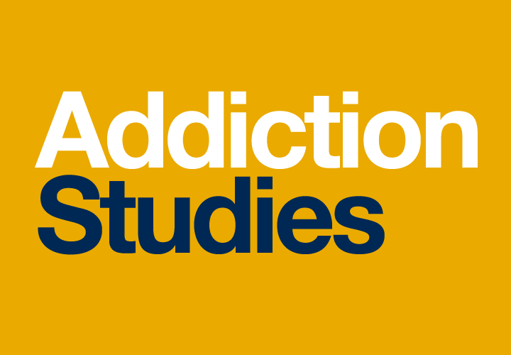 Addiction Studies