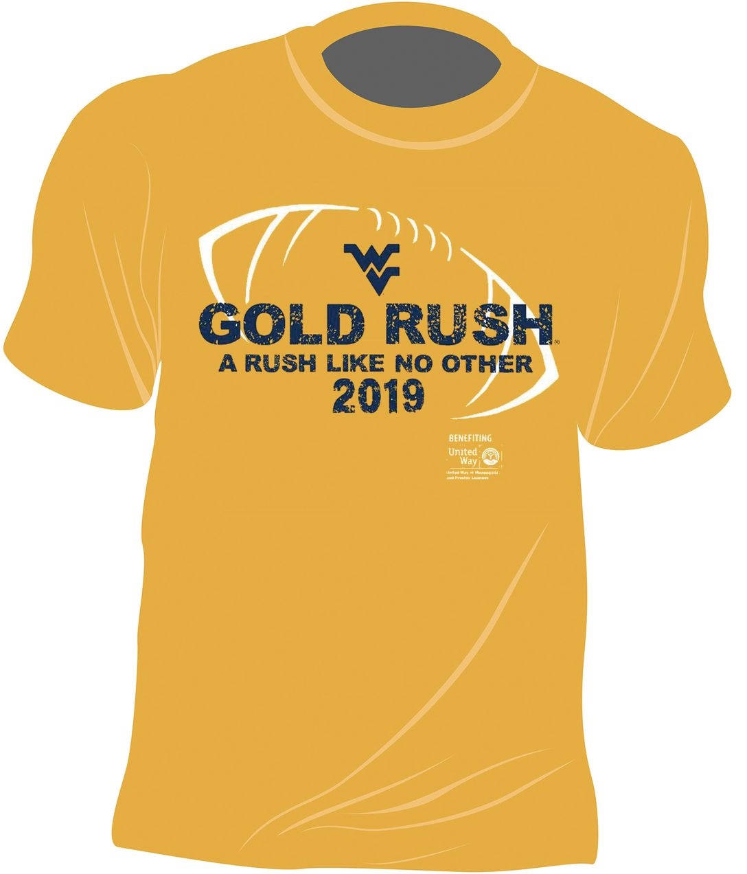 Gold Rush shirt image