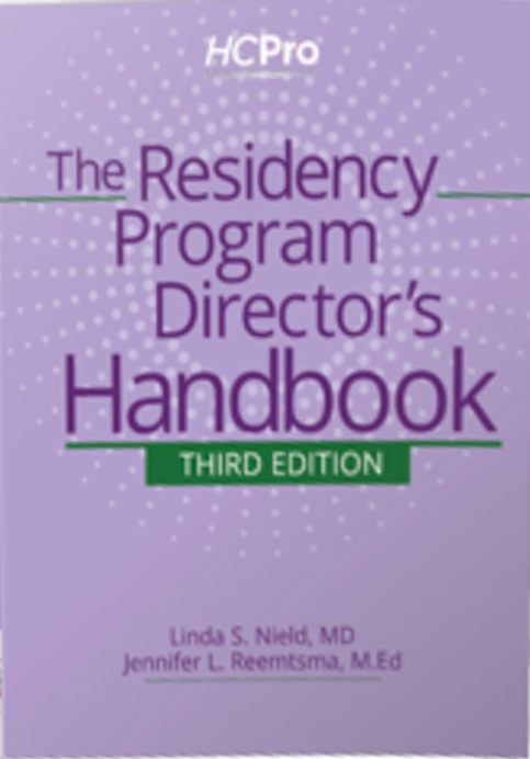 The Residency Program Director's Handbook