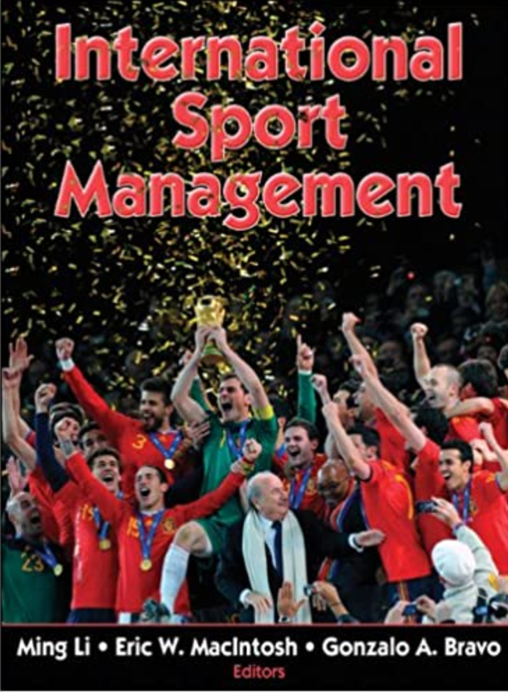 International Sport Management, 2nd Edition book cover