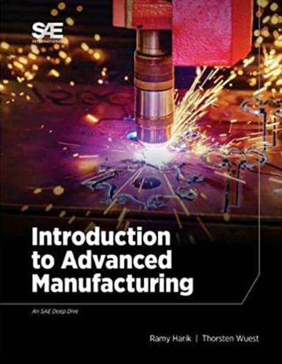 Introduction to Advanced Manufacturing cover