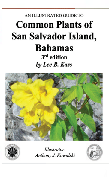 Common Plants of San Salvador Island, Bahamas