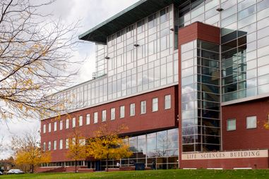 Life Science Building at WVU