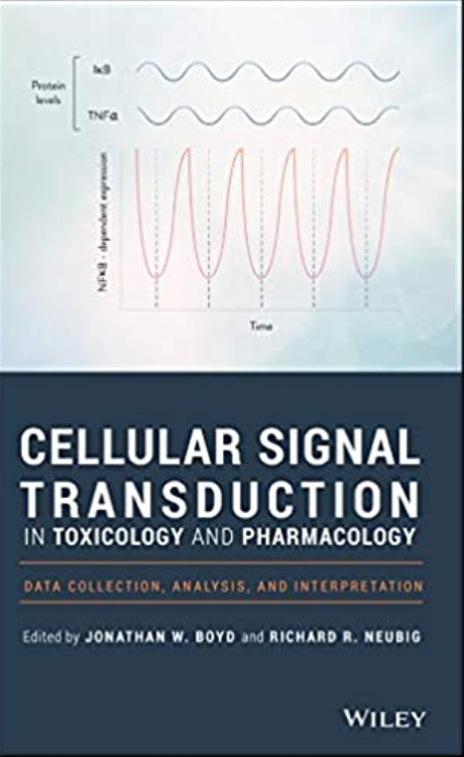 Cellular Signal Transduction in Toxicology and Pharmacology book covef
