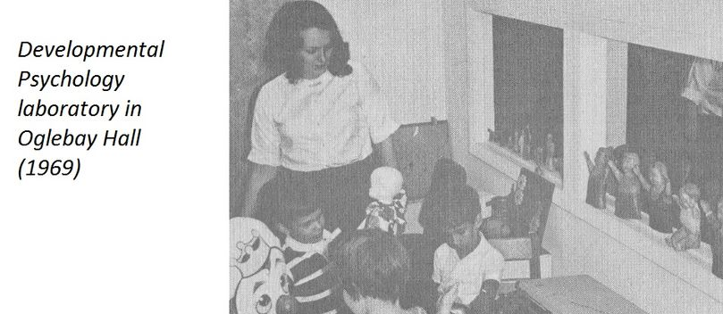 Developmental Psychology Lab 1969